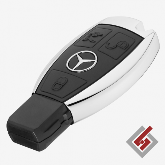 Key for Mercedes
